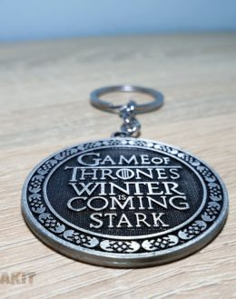 Game of Thrones Stark Medaljon 1