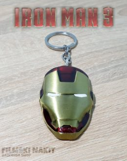 Iron Man privezak fn