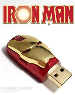 Iron Man USB Flash Memorija
