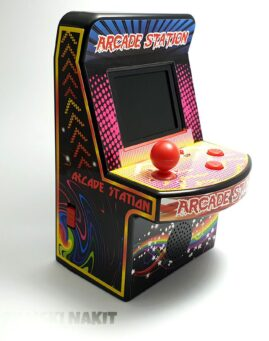 Arcade Station Mini Retro Konzola 1