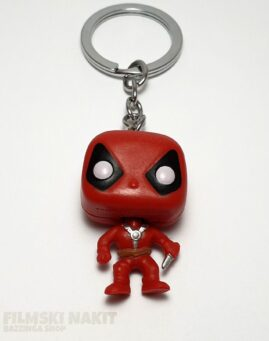 Deadpool POP privezak