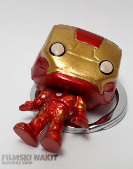 Iron Man POP privezak