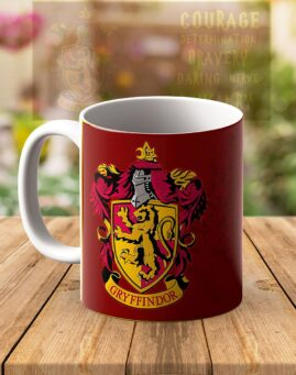 Harry Potter Gryffindor Solja 10