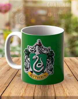 Harry Potter Slytherin Solja 9