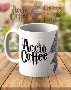 Accio Coffe Harry Potter Solja