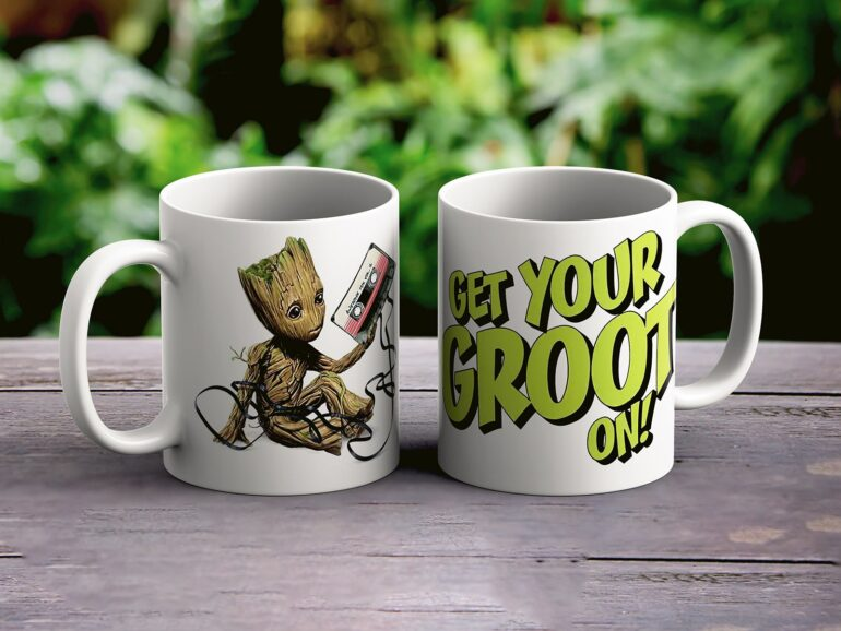 Get your Groot On Solja - Cuvari Galaksije