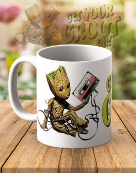 Guardians of the Galaxy get your groot on solja