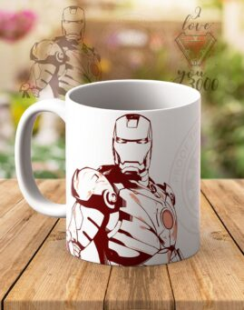 Iron Man I Love You 3000 Avengers Solja