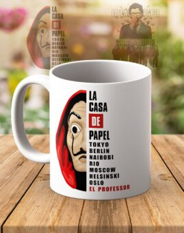La Casa De Papel Money Heist Solja