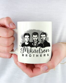 Mikaelson Brothers solja The Originals fn