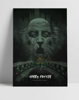 Hari Poter Dvorana Tajni Poster Harry Potter and the Chamber of Secrets