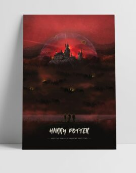Hari Poter Relikvije Smrti 2 Poster Harry Potter Dealthy Hallows 2 Poster