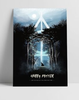Hari Poter Relikvije Smrti Poster Harry Potter Dealthy Hallows Poster