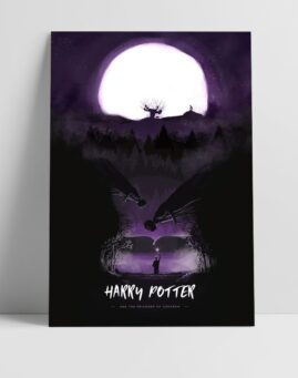 Hari Poter Zatvorenik iz Azkabana Poster Harry Potter and the Prisoner of Askaban Poster