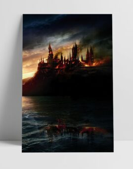 Harry Potter 7 Filmski Poster v3 32x48 1