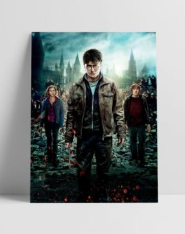 Harry Potter 8 Filmski Poster v2 30x40 1
