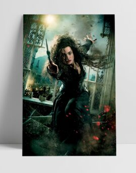 Harry Potter Filmski Poster Belatrix v2 32x48 1