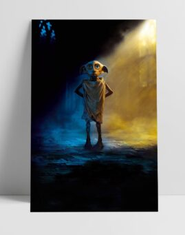Harry Potter Filmski Poster Dobby 32x48 1