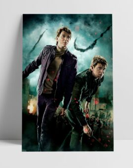 Harry Potter Filmski Poster Fred i George 32x48 1