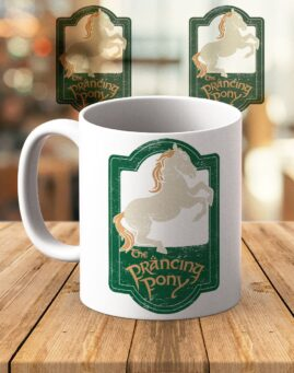 Lord of the Rings Prancing Pony solja 1