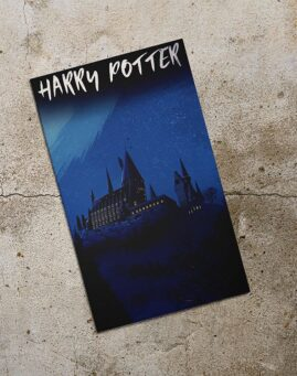 HP 1 Bookmarker