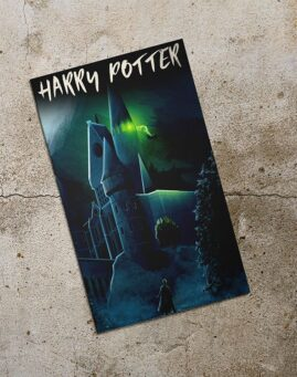 HP 6 Bookmarker
