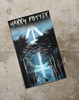HP 7 Bookmarker